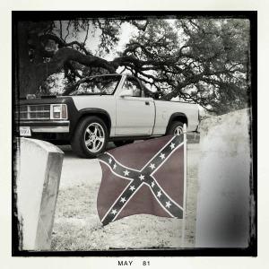 California meets Texas with my 1989 Dodge Dakota Sport Convertible Pick Up Truck